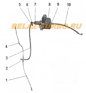 BRAKING FRONT AXLE ASSEMBLY